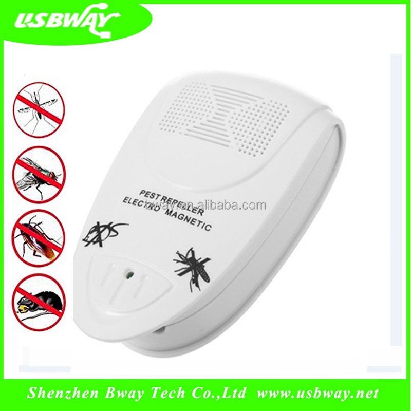 Home & garden EU Plug electronic ultrasonic rat mice anti mosquito insect pest killer for baby gift