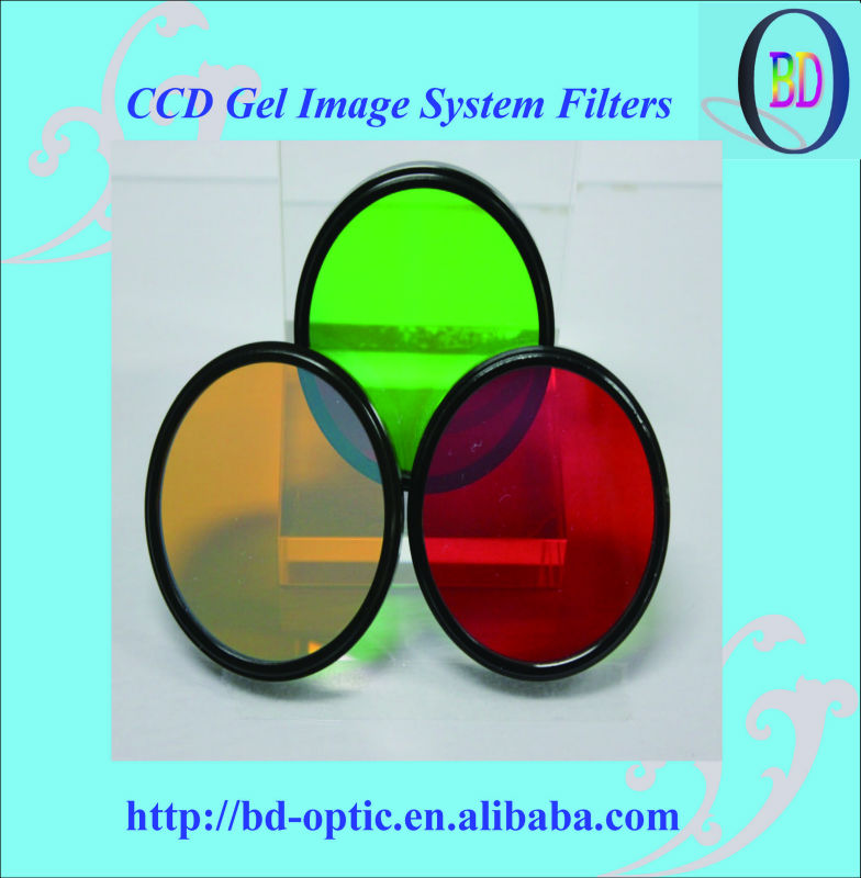 CCD Gel image System Optical Filter