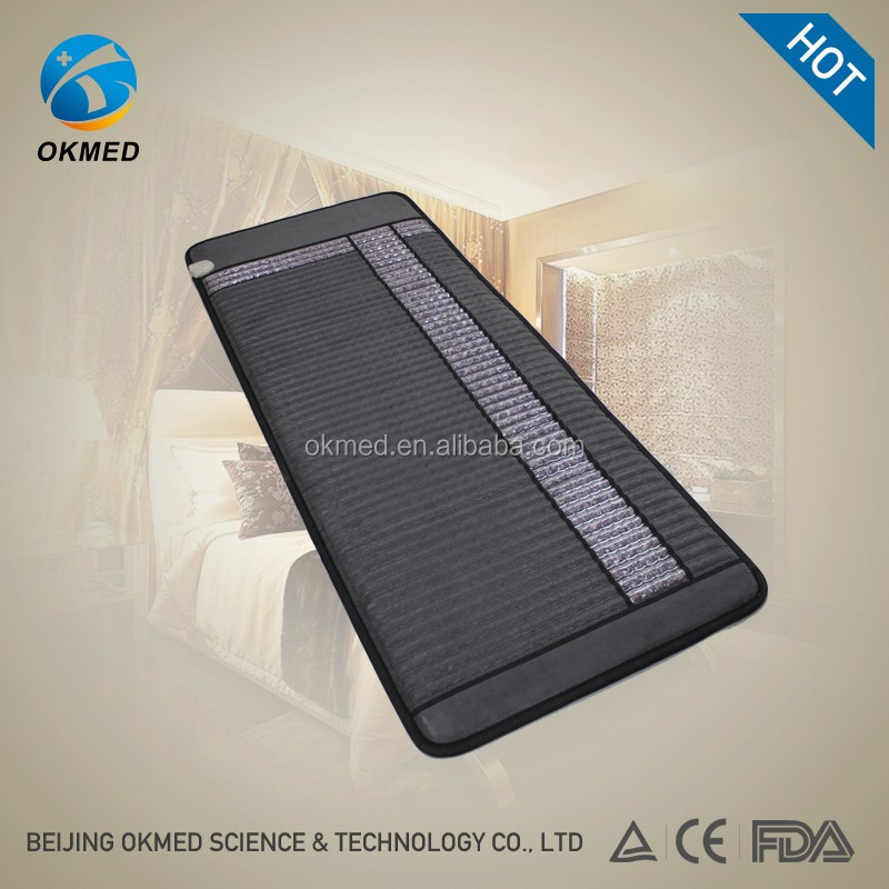 Bio mat with healing power/negative ion mattress from okmed