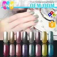 Glimmer Glitz Nail Polish Brand 32 Colors 10ml Healthy Natural UV Gel Polish