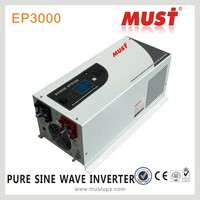 <MUST POWER>HOT SALE Best price DC AC inverter frequency converter 50hz to 60hz motor drive