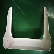 Custom ABS material made vacuum forming kids electric car spare spare parts products