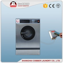 Professional washer, dryer, ironer and laundry flatwork ironer equipment
