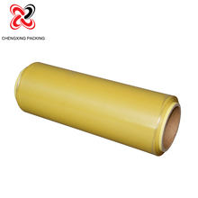 transparent packaging pvc soft film with recycled