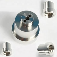 ISO certificated custom cnc machined turned metal parts, custom precision cnc machining