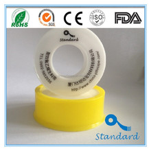 High quality , oil resistance white ptfe sealed tape for water pipe