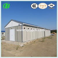 K Prefabricated Houses for Mining Camp mining sites oil project,prefab kit