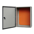 high quality electric supplies metal box/steel wall mounting enclosure box ip65/electrical panel box sizes