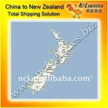 forwarding agent from China to Napier,New Zealand
