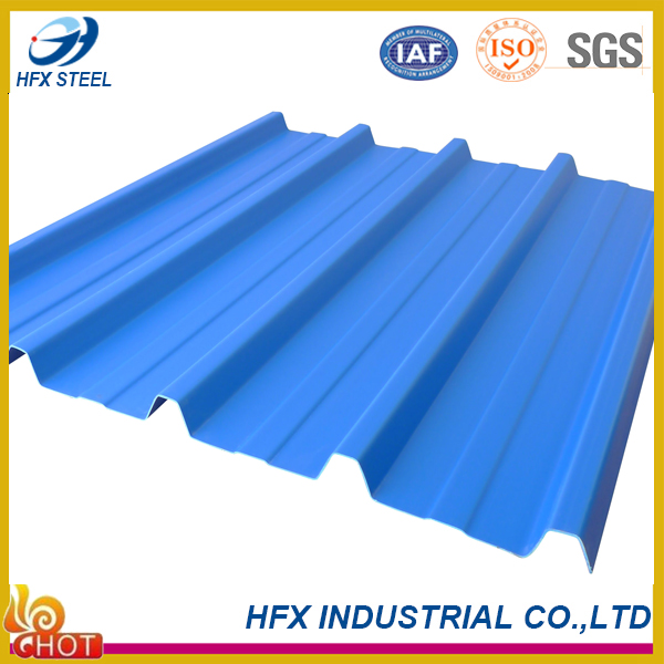 color coated galvanized roofing sheet corrugated steel sheet directly by manufacturing