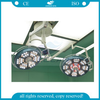 AG-LT002 Surgical Shadowless led operating light for emergency operation