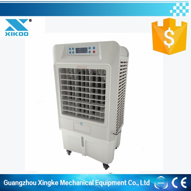 Brazil store equipment swamp air cooler with cast iron motor body