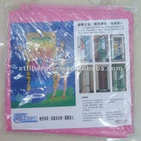 factory of high quality Magnetic door curtain/fly insect screen/magic mesh