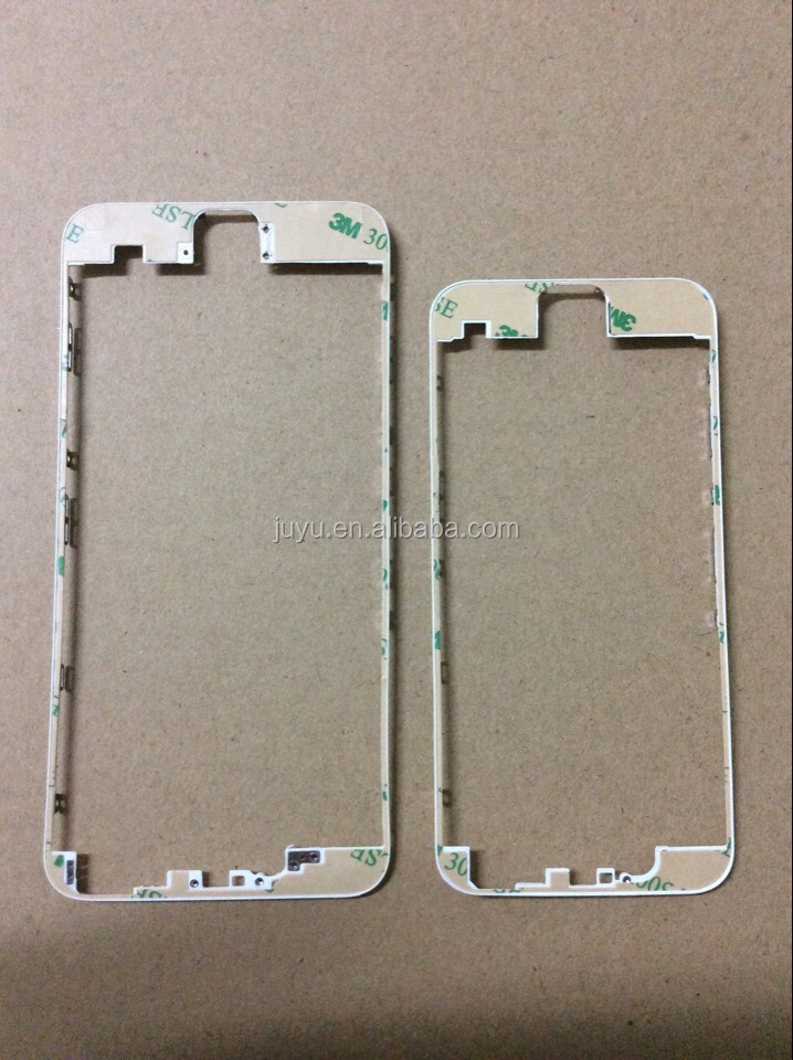 Fix for iphone 5/5s/5c Middle Bezel Replacement Frame for iPhone 5/5s/5c bracket with hot glue