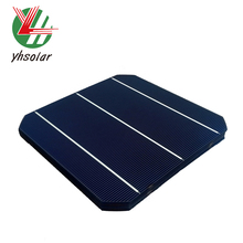 good quality and low price solar system 3v 156 mono 3BB solar cell