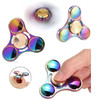 Rainbow Fidget Spinner Toy Relieve Stress High Speed Focus Toy Perfect For ADD, ADHD, Anxiety, and Autism Adult Children