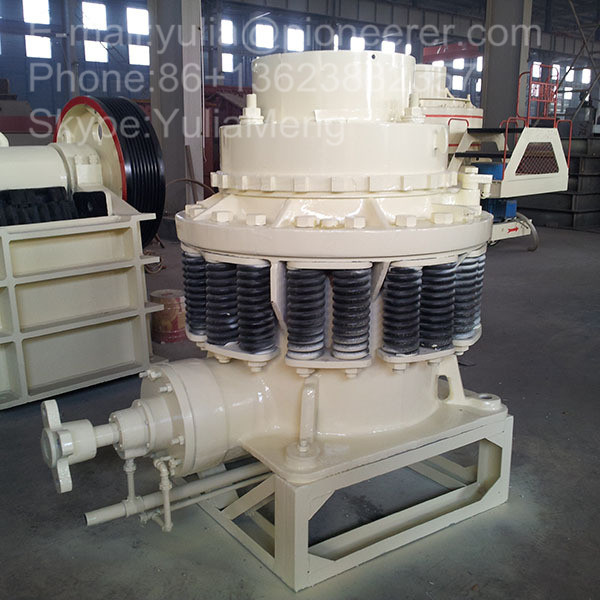 hydraulic cone crusher 2015 Hot sale and symons cone crusher /cone crusher bowl liner