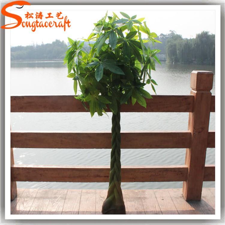 Rboles artificiales baratas reciclar indoor plantas - Arboles artificiales ...