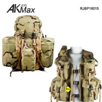 Tri-Desert Camo British RoyalMilitary Backpack 90
