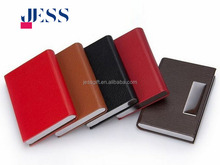 High quality leather gift card holder