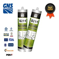 300ml heat resistant silicone sealant