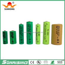 AA 2300 mAh 1.2v NiMH rechargeable battery Cell /ni-mh aa 2300mah rechargeable battery 1.2v for digital products
