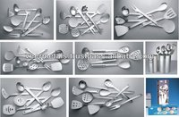 Stainless Steel Kitchen Tools/Cooking utensils