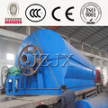 Environmental protection low energydesign plastic scrap pyrolysis plant