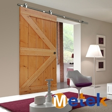 High standard stainless steel sliding wood door system gate designs philippines price