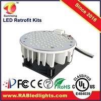 Xuyang UL cUL DLC Retrofit Kits for most kinds of led light 30w-480w