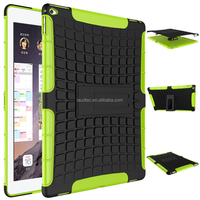 OEM&ODM2 in 1 shockproof rugged Case For ipad pro