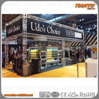 Modular truss display,truss booth