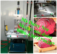 commercial soap stamping machine/soap logo press machine/soap stamp making machine