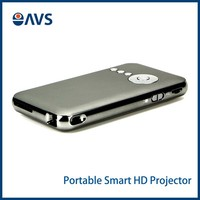 Full HD 1080P Multimedia Smart Pico Projector for iPhone and Android
