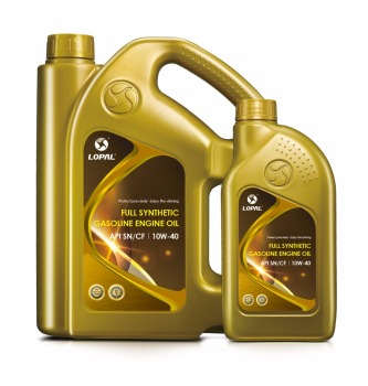 API Fully Synthethic SN Gasoline Engine Oil 5w40 Motor Engine Oil