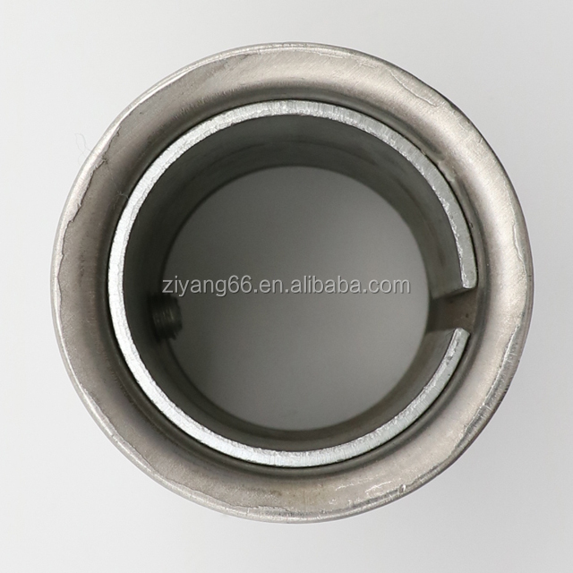 1-5/8 inch Stainless steel leg socket for italian kitchen equipment