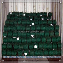 Cheap Wholesale Galvanized Decorative Barbed Wire Fencing (Professional manufacturer, good quality)