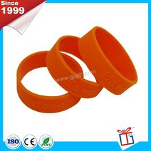 New low price diabetes silicone bracelet