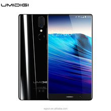 "UMIDIGI Crystal Bezel-less Display Android Smartphone MTK6750T Octa-core 4GB RAM 64GB ROM 5.5"" Brand Mobile Phone"