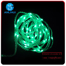 2015 HOT led copper wire tube string lights for flash clothed shop