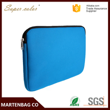 Wholesale 19 inch 18inch neoprene leather laptop sleeve 13 inch