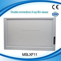 Coupon available! Double medical x ray view box with LED light, high quality (MSLXF11-N)