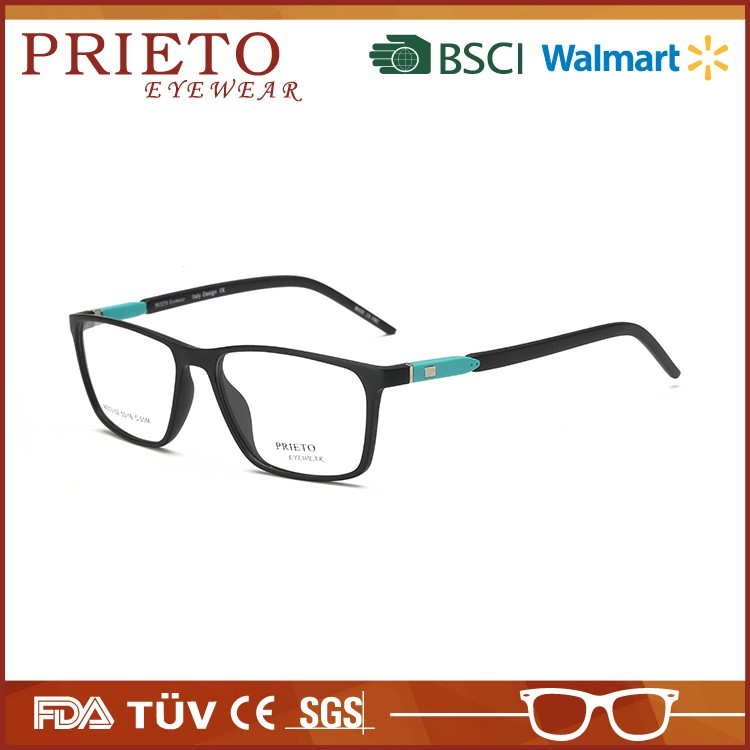 PRIETO eyewear Popular korean fred beautiful glasses frames