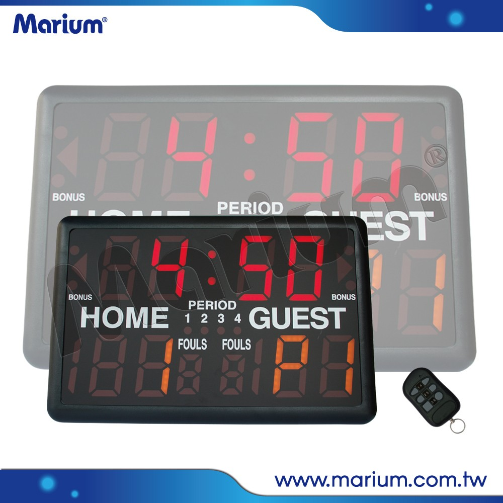 Competitive LED Electric Scoreboard Outdoor LED Swimming Scoreboard