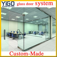 glass door laboratory cabinet Frameless Swing Doors