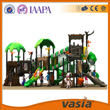Newly different design outdoor children playground equipment