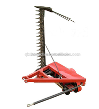 Factory sales single knife and double knife grass cutting machine with tractor