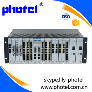 SDH PDH optical transmission system support STM-1 E1 FXO FXS EM RS232