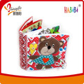 Amazon hot seller Custom high quality hand craft quiet book/cloth book/fabric book/felt book/busy book