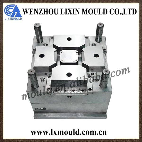 Plastic Injection Tooling For Electrical Container